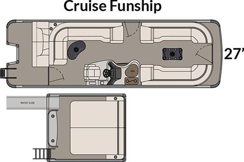 2018 Avalon Ambassador Cruise Funship - 27' in Memphis, Tennessee
