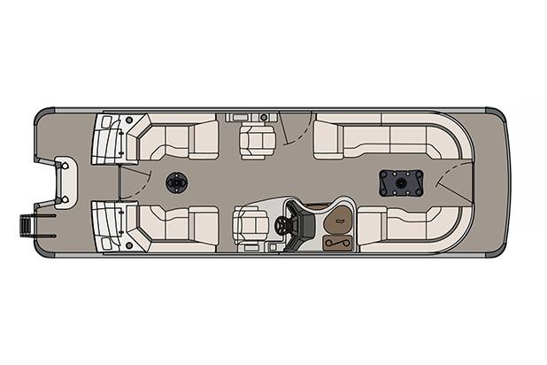 2018 Avalon Ambassador Quad Lounge - 27' in Memphis, Tennessee