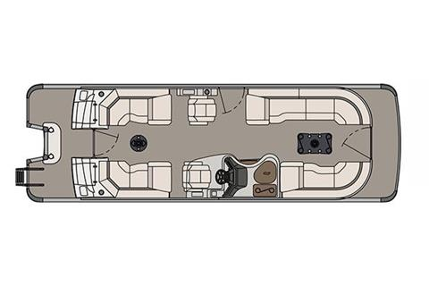 2018 Avalon Ambassador Quad Lounge - 27' in Black River Falls, Wisconsin