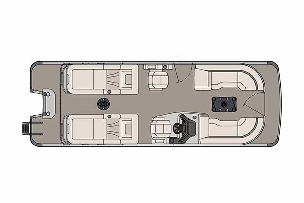 2018 Avalon Ambassador Rear Lounge - 25' in Ontario, California