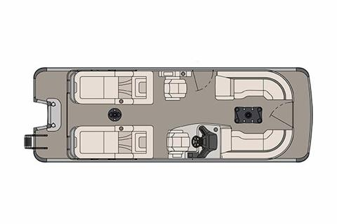 2018 Avalon Ambassador Rear Lounge - 25' in Black River Falls, Wisconsin