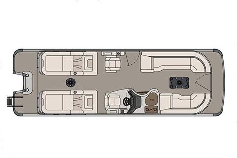 2018 Avalon Ambassador Rear Lounge - 27' in Black River Falls, Wisconsin