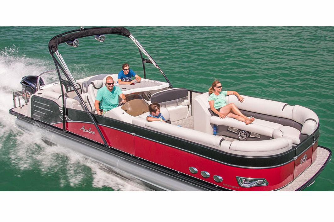 2018 Avalon Catalina Platinum Entertainer - 27' in Memphis, Tennessee