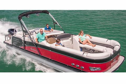 2018 Avalon Catalina Platinum Entertainer - 27' in Lancaster, New Hampshire