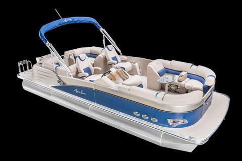 2018 Avalon Catalina Platinum Quad Lounge - 25' in Memphis, Tennessee