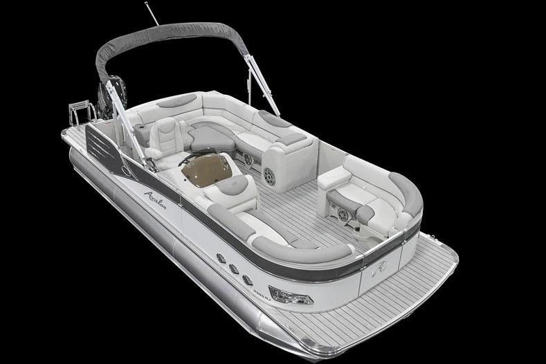 2018 Avalon Catalina Rear J Lounge - 23' in Black River Falls, Wisconsin