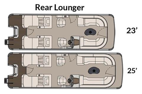 2018 Avalon Catalina Rear Lounger - 25' in Memphis, Tennessee