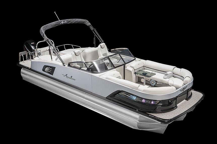 2018 Avalon Excalibur Elite Windshield - 27' in Ontario, California