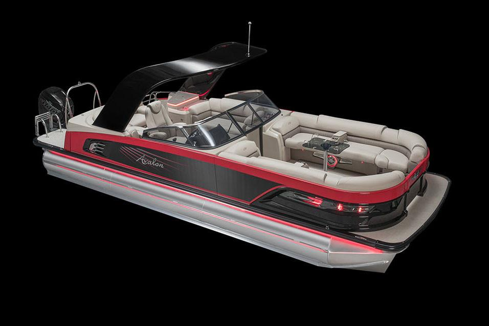 2018 Avalon Excalibur Elite Windshield - 27' in Norfolk, Virginia - Photo 5
