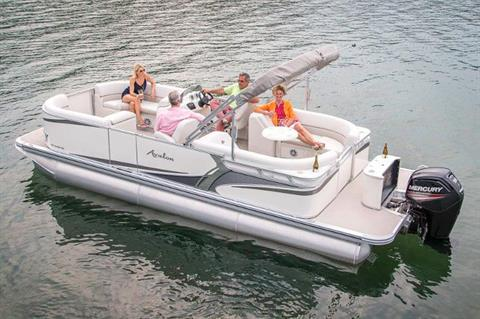 2018 Avalon LSZ Quad Lounger - 24' in Lancaster, New Hampshire