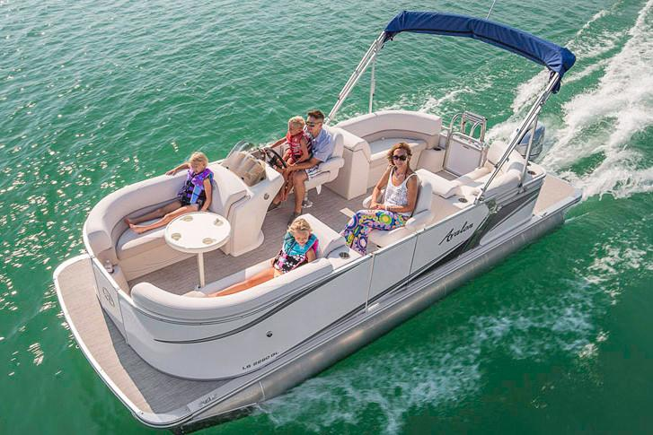 2018 Avalon LS Quad Lounge - 20' in Black River Falls, Wisconsin