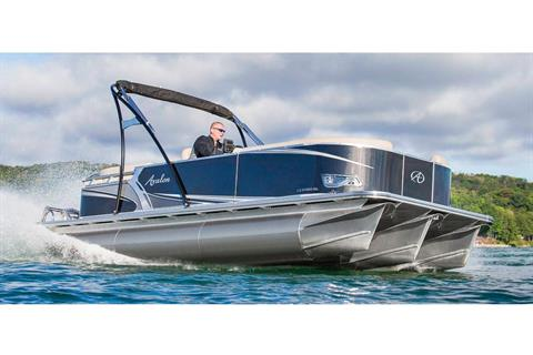 2018 Avalon LS Quad Lounge - 24' in Black River Falls, Wisconsin