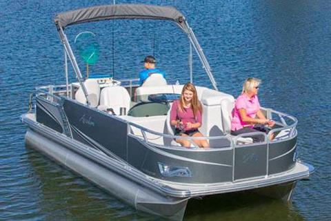 2018 Avalon LS Rear Fish - 24' in Lancaster, New Hampshire