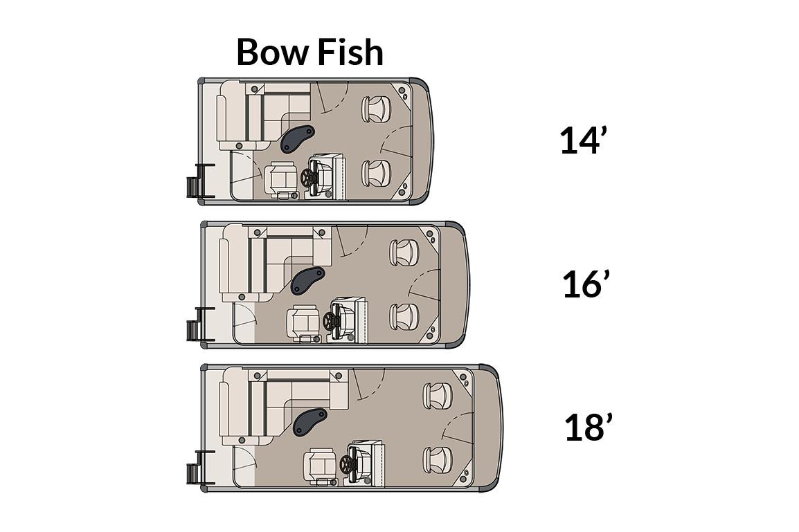 2018 Avalon Venture Bow Fish - 14' in Memphis, Tennessee