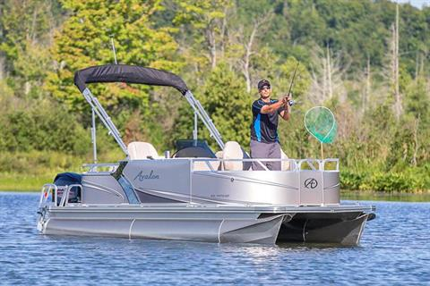 2018 Avalon Venture Bow Fish - 18' in Lancaster, New Hampshire