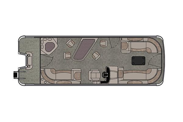 2019 Avalon Catalina Entertainer - 25' in Black River Falls, Wisconsin