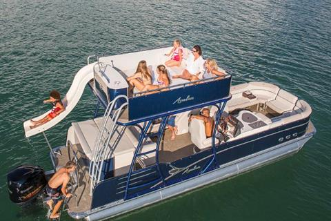 2019 Avalon Catalina Platinum Entertainer Funship - 25' in Lancaster, New Hampshire