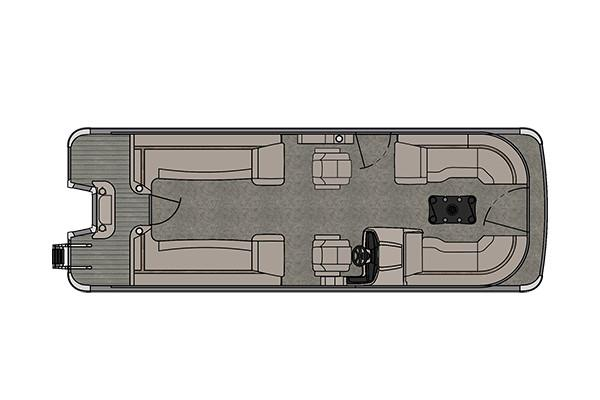 2019 Avalon Catalina Platinum Quad Lounge - 25' in Saint Helen, Michigan - Photo 4