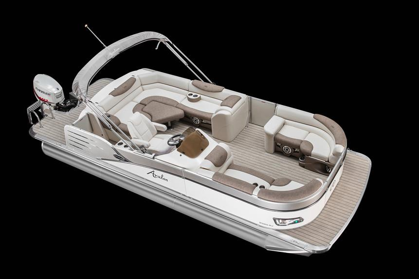 2019 Avalon Catalina Rear J Lounge - 23' in Memphis, Tennessee