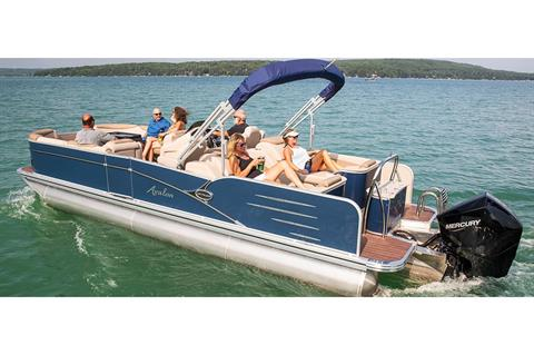 2019 Avalon Catalina Rear Lounger - 23' in Lancaster, New Hampshire