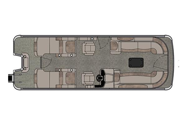 2019 Avalon Catalina Rear Lounger - 25' in Memphis, Tennessee - Photo 3