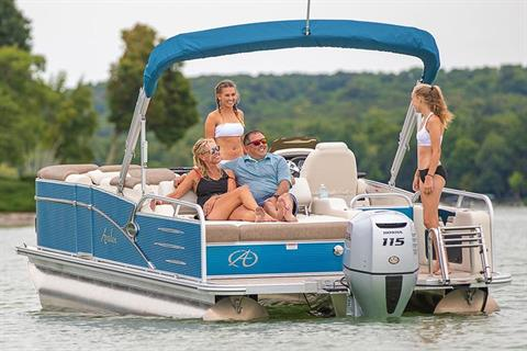 2019 Avalon Catalina VRB - 25' in Lancaster, New Hampshire