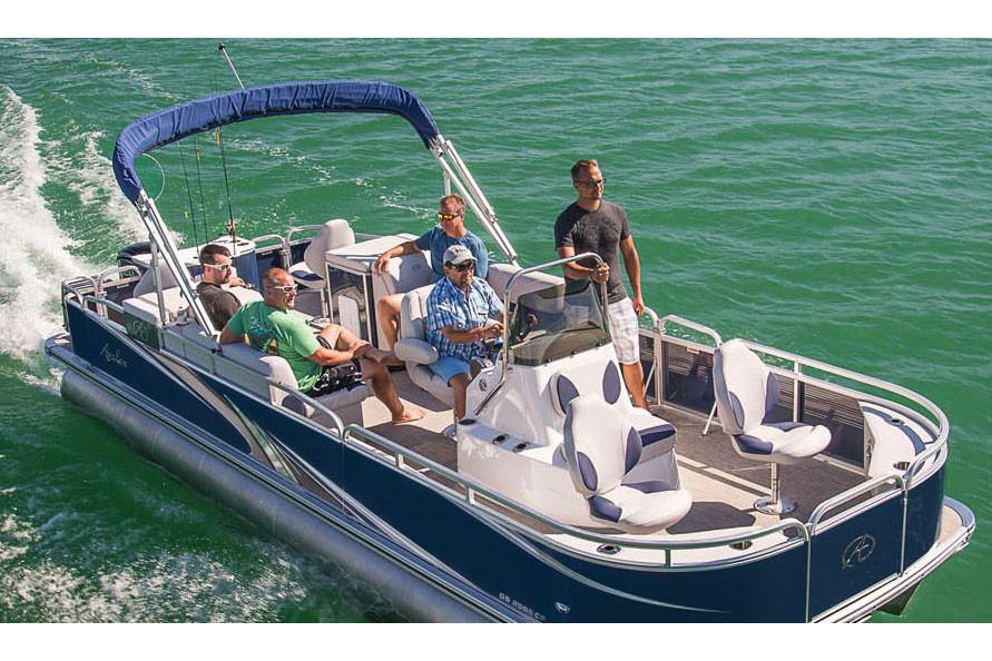 2019 Avalon GS Center Console Fish - 23' in Black River Falls, Wisconsin