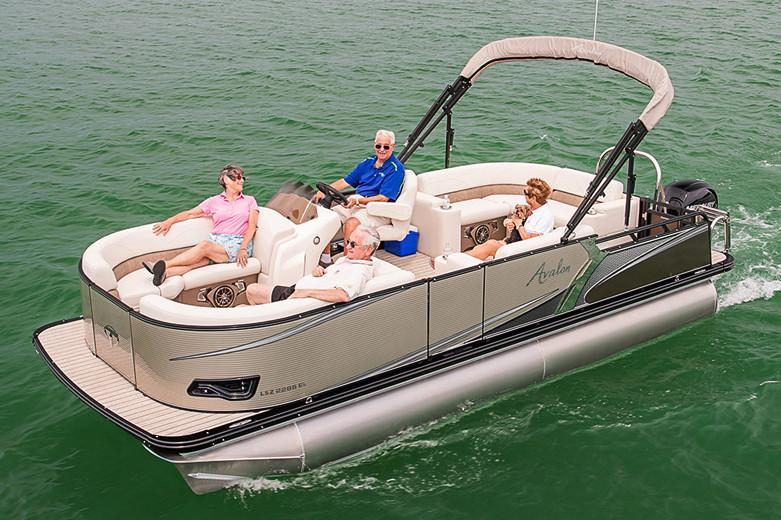 2019 Avalon LSZ Cruise Elite - 26' in Lancaster, New Hampshire - Photo 1