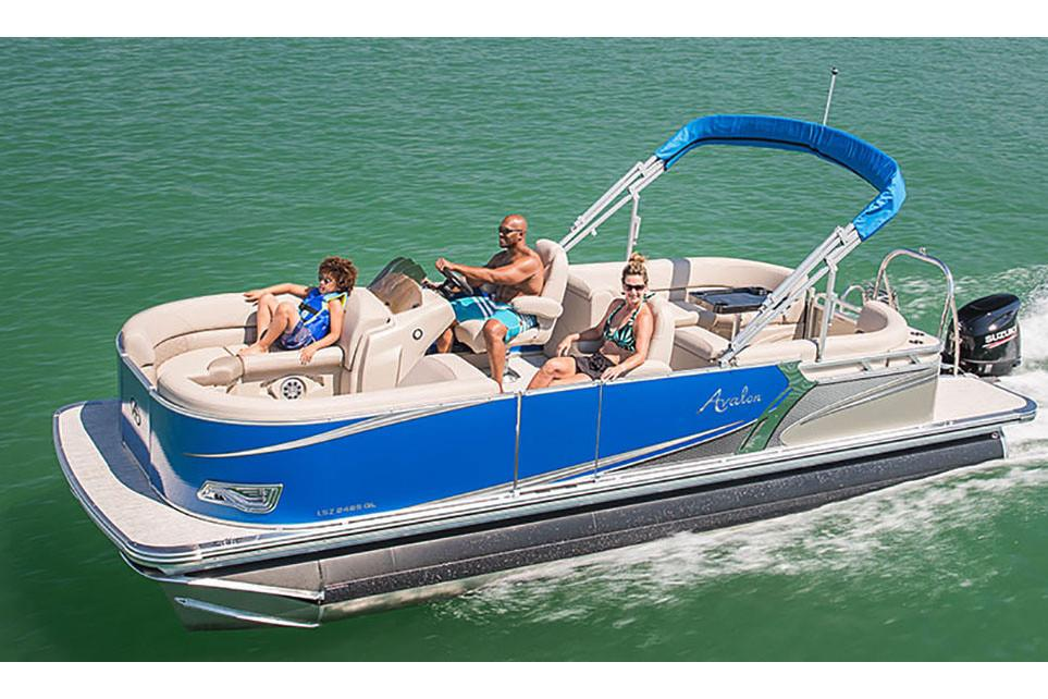 2019 Avalon LSZ Quad Lounger - 22' in Memphis, Tennessee - Photo 1