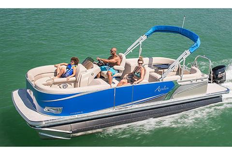 2019 Avalon LSZ Quad Lounger - 26' in Lancaster, New Hampshire