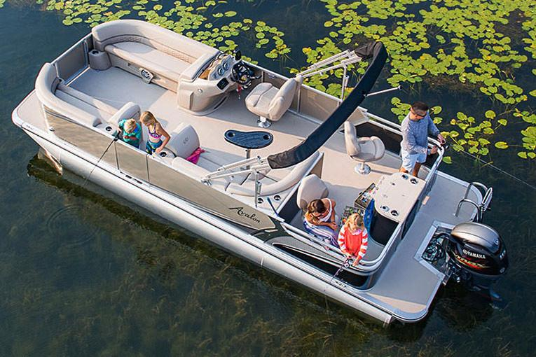 2019 Avalon LSZ Rear Fish - 20' in Black River Falls, Wisconsin - Photo 2