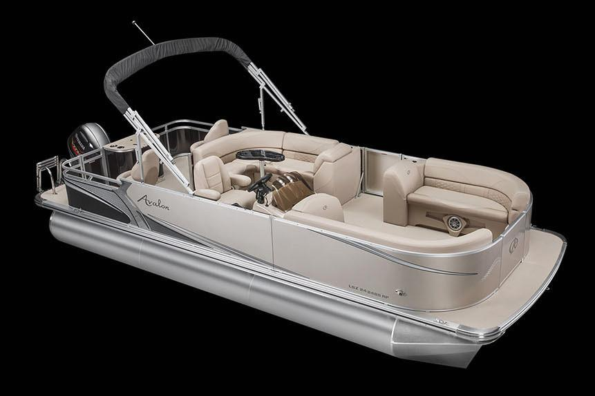 2019 Avalon LSZ Rear Fish - 20' in Black River Falls, Wisconsin - Photo 4