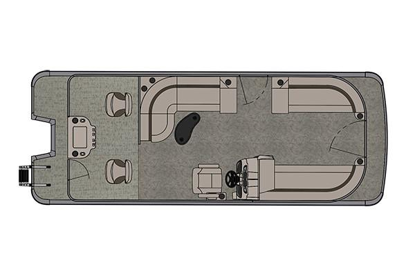 2019 Avalon Lsz Rear Fish - 24' in Black River Falls, Wisconsin
