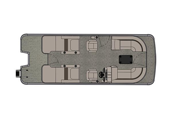 2019 Avalon LSZ Rear Lounger - 24' in Black River Falls, Wisconsin - Photo 4