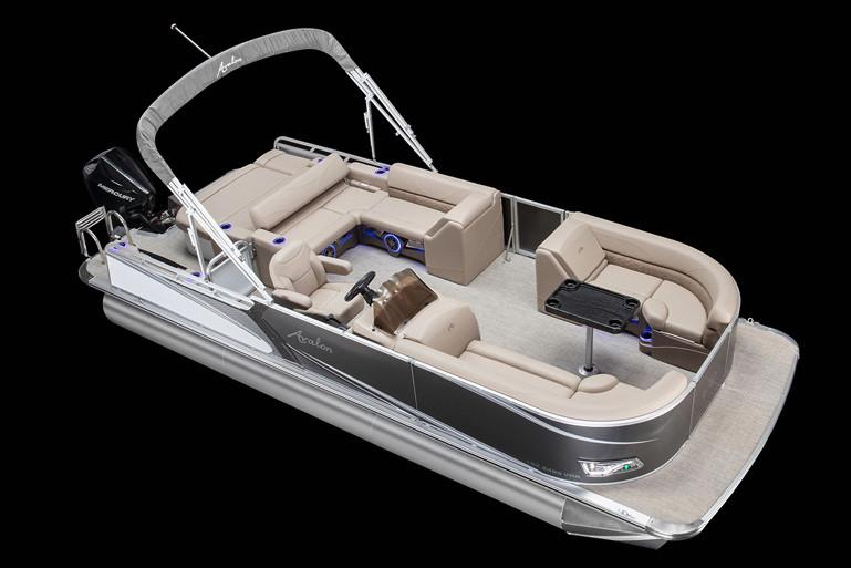 2019 Avalon LSZ VRB - 24' in Black River Falls, Wisconsin - Photo 3