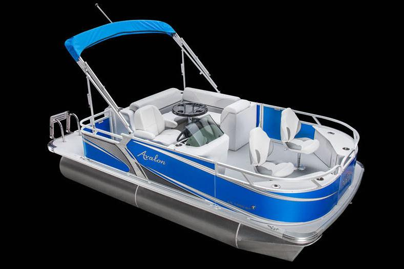 2019 Avalon LS Bow Fish - 18' in Black River Falls, Wisconsin - Photo 2