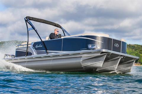 2019 Avalon LS Quad Lounge - 24' in Lancaster, New Hampshire