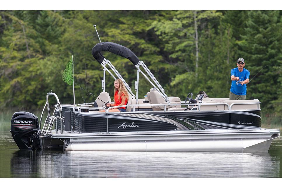 2019 Avalon LS Rear Fish - 20' in Black River Falls, Wisconsin - Photo 1