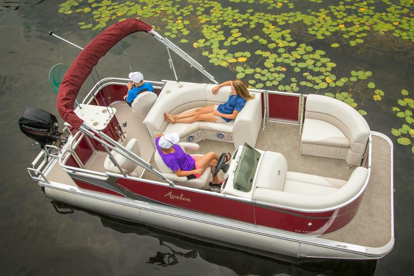 2019 Avalon Venture Rear Fish - 16' in Memphis, Tennessee - Photo 1