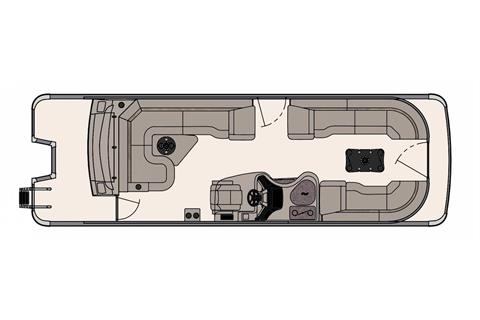 2020 Avalon Ambassador Rear J Lounge - 27' in Saint Helen, Michigan - Photo 2