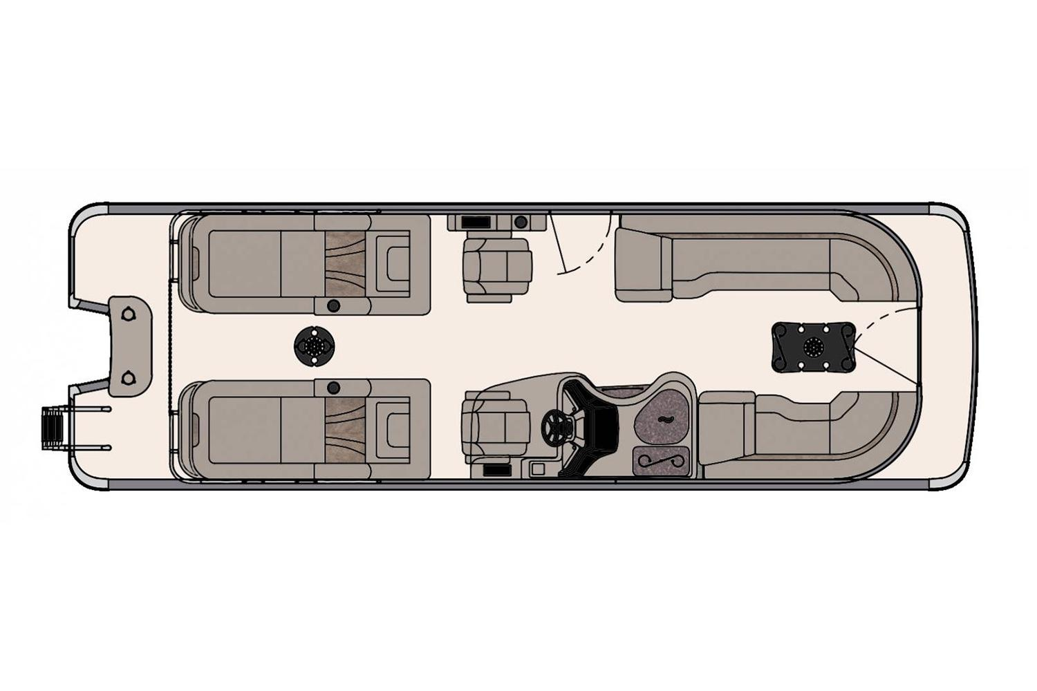 2020 Avalon Ambassador Rear Lounger - 27' in Saint Helen, Michigan - Photo 2