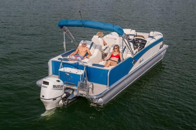 2020 Avalon Catalina Platinum Rear Lounger - 27' in Memphis, Tennessee - Photo 1