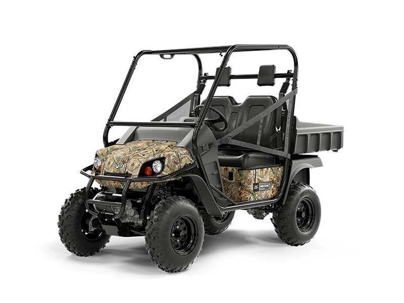 2017 Bad Boy Off Road Recoil 2-Passenger Camo in Otsego, Minnesota