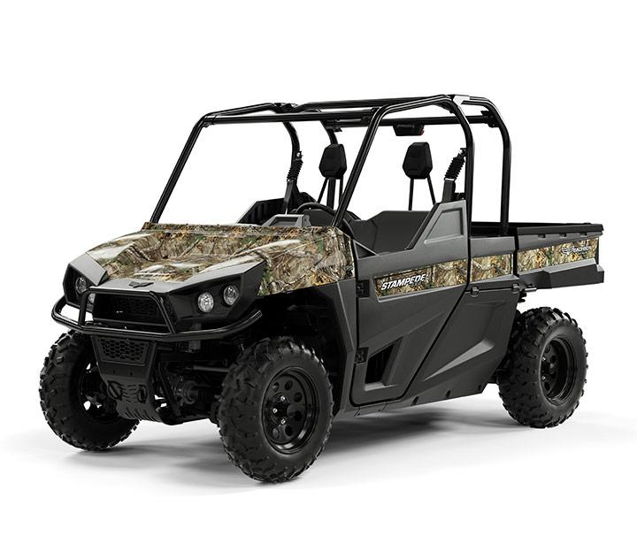 2017 Bad Boy Off Road Stampede EPS Camo in Prairie Du Chien, Wisconsin