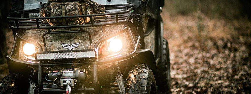 2017 Bad Boy Off Road Recoil iS 2-Passenger Camo in Pikeville, Kentucky