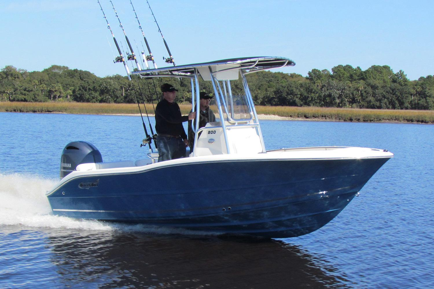 2018 Bulls Bay 200 Center Console in Stuart, Florida