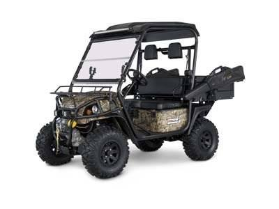 2015 Bad Boy Buggies Recoil® iS in Findlay, Ohio