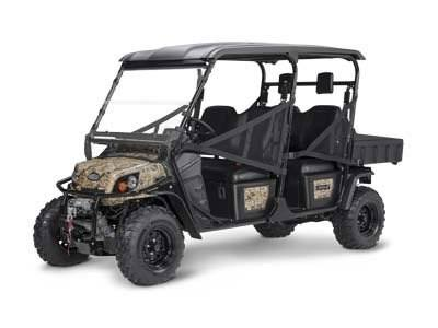 2015 Bad Boy Buggies Recoil® iS Crew in Exeter, Rhode Island