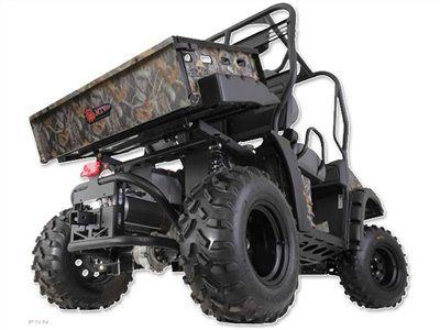 2011 Bad Boy Mowers Brushless Electric 4 x 4 Series in Talladega, Alabama