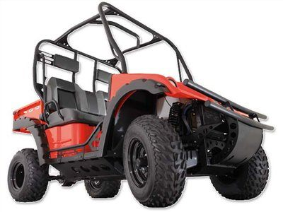 2011 Bad Boy Mowers Gas Powered 4 x 4 Series in Cedar Creek, Texas